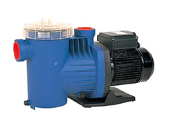Pompe filtration piscine - WN<br> Monophasée 230 V