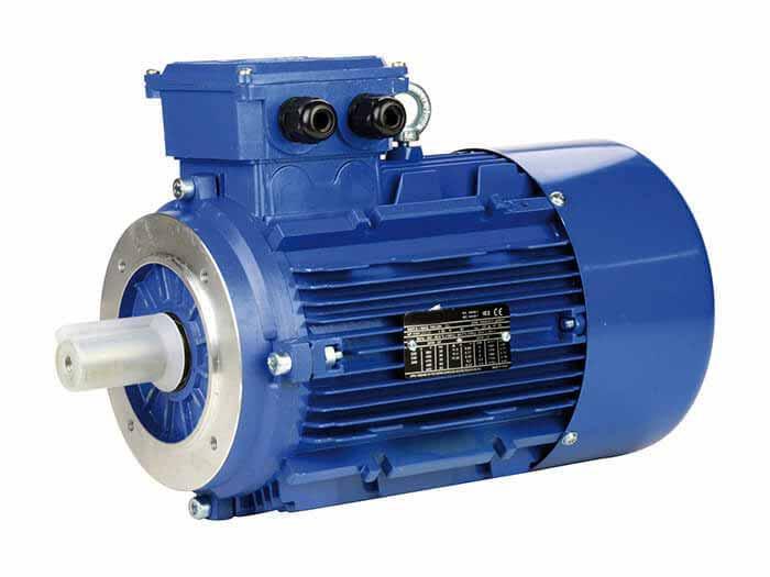 1500W moteur /électrique triphas/é moteur de compresseur asynchrone 380V