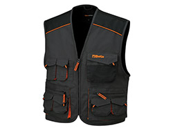 Gilet multipoche - Taille S